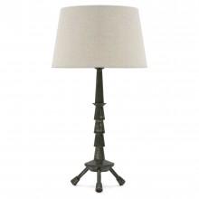 Small Iron Lamp
