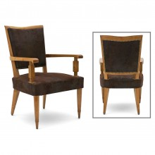 Andre Arbus Beech Chair