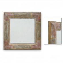Wood Painted Mirror
