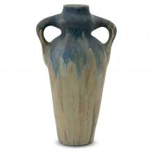 Large Drip Glazed Vase