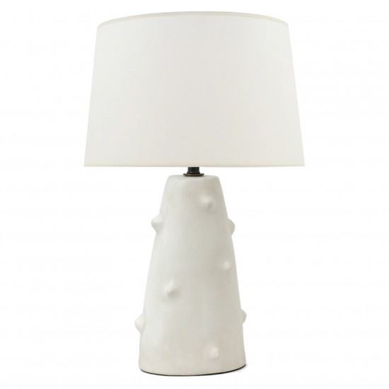 Conical Ceramic Table Lamp