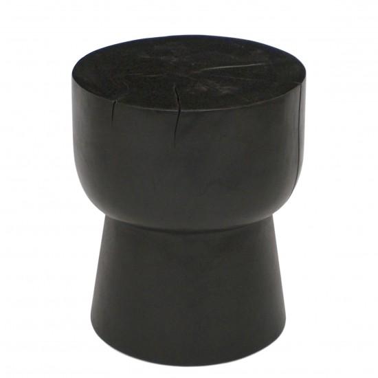 Round Teak Side Table or Stool