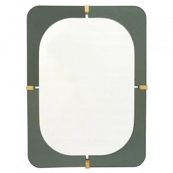 Rectangular Italian Mirror