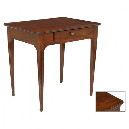 Louis XVI  Mahogany Table
