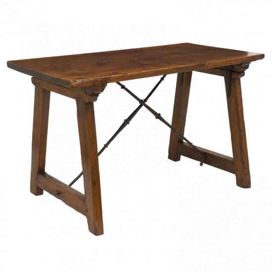 French Walnut 17th Century Table