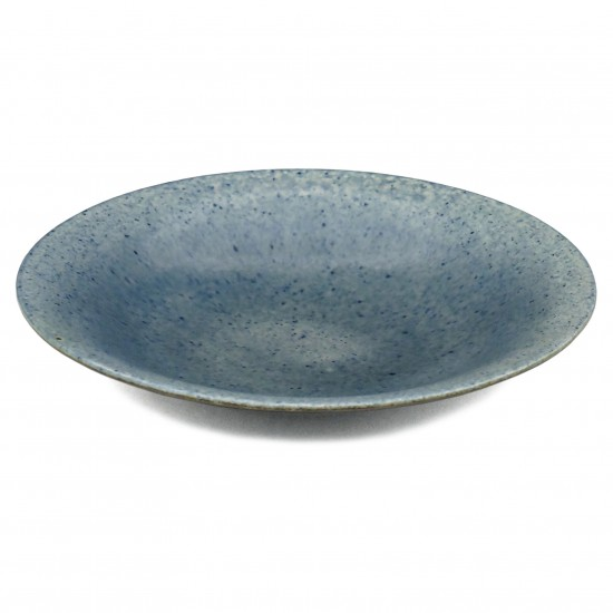 Dutch Blue Speckled Dish