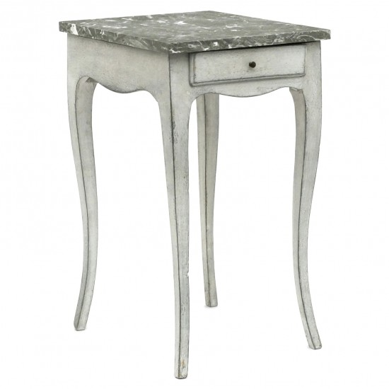 Small Painted Wood Table
