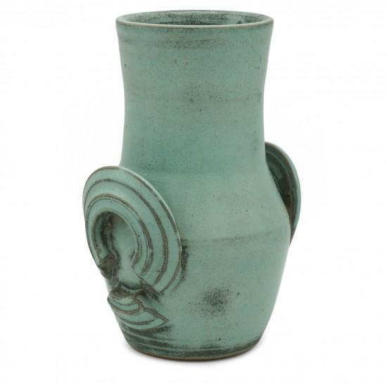 Dutch Stoneware Vase