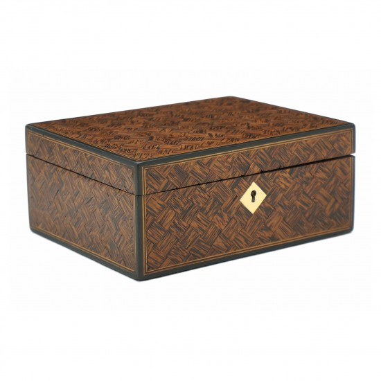 Palm Wood Box