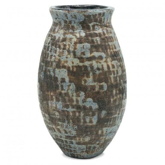 French Stoneware Vase
