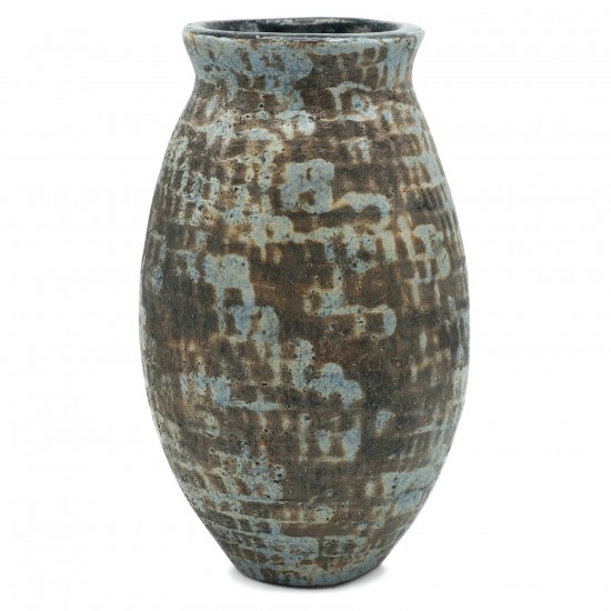French Stoneware Vase