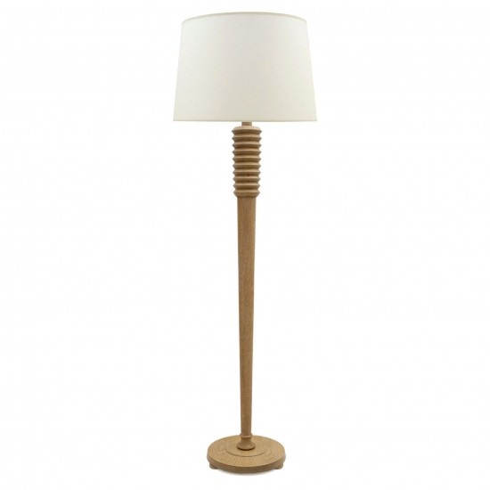 Vaucluse White Oak Standing Lamp