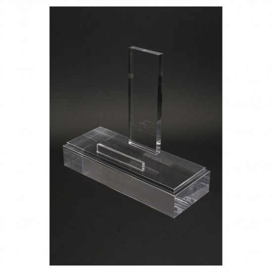 Lucite Table Top Art Easel (Small)
