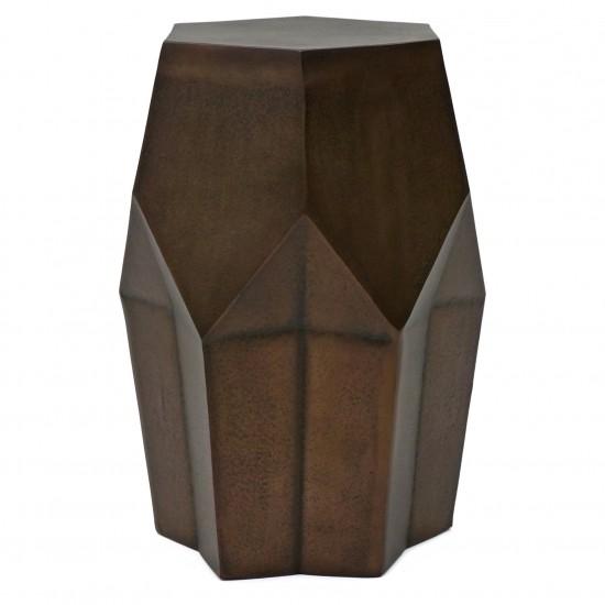 Hexagonal Drum Table