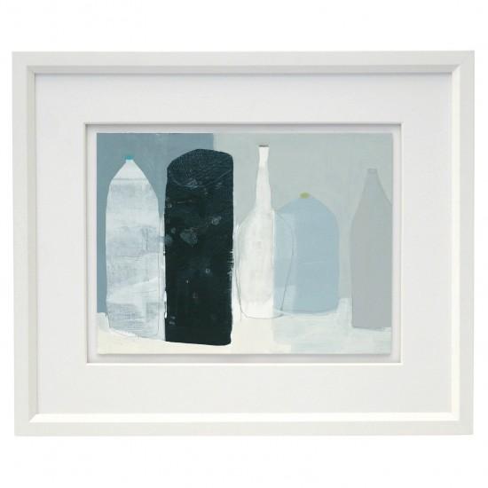 Vessel Painting by Ellen Rolli