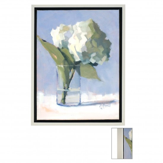 Still Life Floral Painting by Lesley Powell