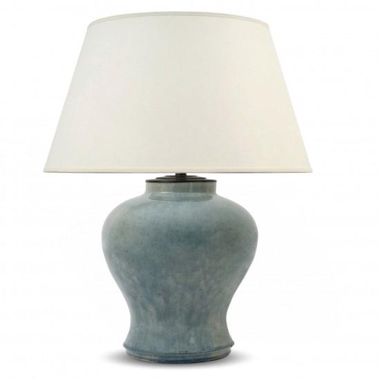 Blue/Green Ceramic Table Lamp